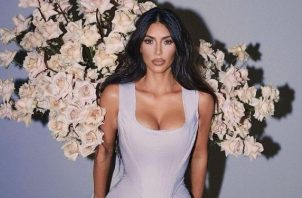 Kim Kardashian.  Foto: Instagram