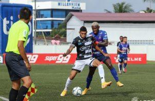 Tauro aprovechó su oportunidad y se quedó con los tres puntos. Foto: Cortesía LPF