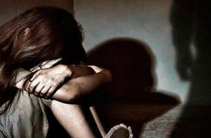 El imputado es investigado por presunto delito sexual en perjuicio de una menor de edad. Foto Ilustrativa