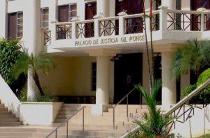 La Corte Suprema de Justicia tiene pendientes varios procesos que resolver en contra de fiscales del Ministerio Público. Archivo