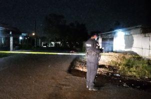 Buscan a los responsables de los dos homicidios en La Chorrera. Foto: Eric Montenegro