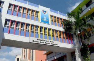 El Hospital del Niño  ha atendido 876 menores durante esta pandemia de covid-19.