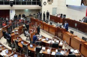 La Asamblea termina este 30 de abril la segunda legislatura del segundo periodo de sesiones ordinarias.