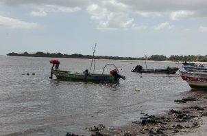 Los pescadores artesanales en Chame y San Carlos recientemente denunciaron ser víctima de piratas en alta mar. Foto: Eric Montenegro