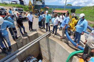 Idaan tendrá que hacer una inversión millonaria para evitar las fuga y llevar agua potable a todo el país. Foto: Cortesía