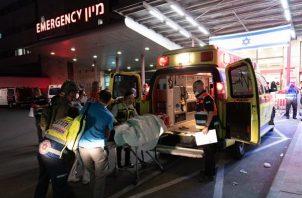 Al menos 45 personas murieron y unas 150 resultaron heridas -una veintena de ellas graves- en una estampida humana. EFE