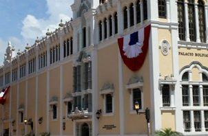 Palacio Bolívar, sede de la Cancillería.