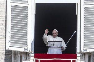 El papa Francisco, líder de la Iglesia católica.