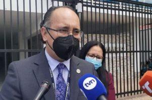Aurelio Oliver Vásquez, fiscal superior de Familia del Ministerio Público, ha sido duramente cuestionado. Foto: Archivos
