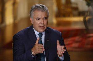 Duque retira el polémico proyecto de reforma tributaria que originó protestas. Foto:EFE