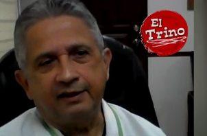 Unos 11 niños fallecieron a causa de la covid-19, afirma el director del Hospital del Niño, Paul Gallardo.