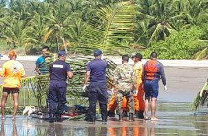 Este año 14 personas han perdido la vida por inmersión en la provincia de Chiriquí. Foto: Mayra Madrid