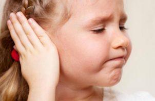 La enfermedad neumocócica incluye a la otitis media aguda. Pixabay