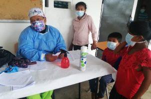 Los niños tienen un sistema inmunológico más activo. Foto: Cortesía Minsa