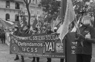 Los empresarios del sector financiero que promovieron esta Ley (51 del 27 de diciembre de 2005), rompieron la cadena de solidaridad que tipifica al sistema de beneficio definido, condenándolo a muerte. Foto: Víctor Arosemena. Epasa.