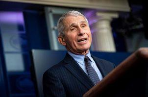 Anthony Fauci, el principal epidemiólogo del Gobierno de Estados Unidos.EFE
