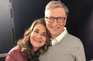 Bill y Melinda Gates se casaron en 1994. Foto: Instagram