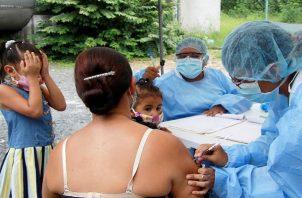 La vacuna de la influenza se aplicará a embarazadas y niños. Foto: Cortesía Minsa