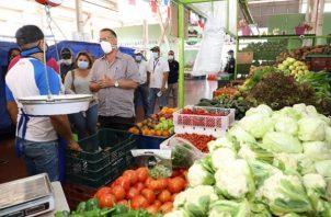 Merca Panamá tiene cinco puesto habilitados por ahora. Foto: Cortesía Cadena de Frío