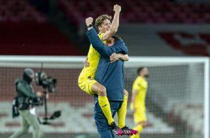 El Villarreal jugará su primera final europea en su historia. Foto: Twitter