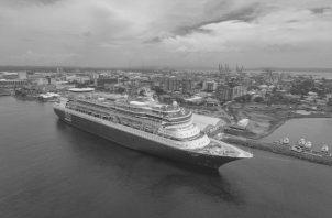 Uno de los puertos de la ciudad de Colón. Foto: AMP. Cortesía.