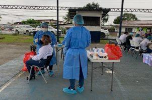 Chiriquí, Bocas del Toro y Veraguas reportan un incremento de casos de covid-19. Foto: Cortesía Minsa