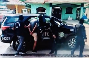 Una trece personas fueron detenidas en la Operación Tormenta. Foto: Cortesía.