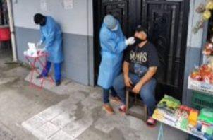 El 9 de marzo de 2020 se oficializó el primer caso de covid-19 en Panamá. Archivo