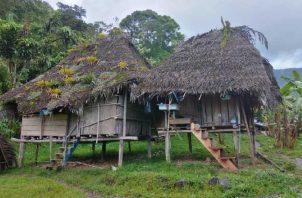 En Panamá todavía se da clases en lugares como este. Foto: Cortesía Aeve