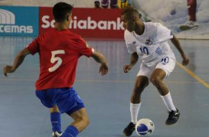Panamá asistirá a su tercer mundial de futsal consecutivo. Foto: Cortesía Fepafut