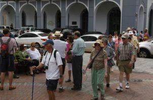 De acuerdo con datos de la Cámara de Comercio, Industrias y Agricultura de Panamá (CCIAP), el movimiento de turistas se contrajo 76.4% en 2020, mientras la actividad de hoteles y restaurantes cayó en un 55.8%.  Foto: Cortesía