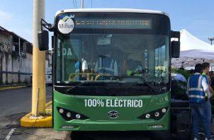 Ya en Panamá hay un plan piloto para el transporte público eléctrico.