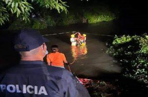 Las diez mujeres fueron rescatadas por el Sinaproc. Foto: Diomedes Sánchez