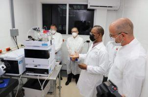 El laboratorio cuenta con las unidades de Residuos Tóxicos y Microbiología de Alimentos. Foto: Cortesía Mida
