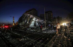 Tor Wennesland aseguró que la ONU está trabajando con todas las partes para tratar de restaurar la calma. Foto: EFE