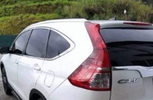 Los antisociales amenazaron a la pareja, dejándolos abandonados en Nuevo San Juan. Foto: Diómedes Sánchez