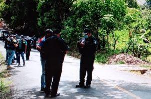 Los cuerpos fueron hallados el pasado 5 de mayo en los terrenos de una finca privada. Foto: Eric A. Montenegro