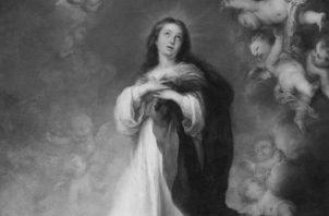 La siempre Bienaventurada Virgen María, la Inmaculada Concepción. Foto: EFE,