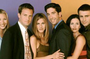 'Friends: The Reunion' estrenará el 27 de mayo en los Estados Unidos. Foto: Instagram / @friends