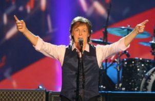 Paul McCartney. Foto: Archivo