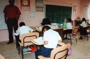 Desde abril pasado, un grupo de escuelas multigrado en esta provincia brindan tutoría a estudiantes. Foto: Eric A. Montenegro.