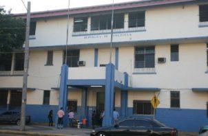 Para los educadores, esta escuela tiene un valor histórico, ligado a sus luchas reivindicativas. Foto: Archivo