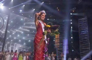 Andrea Meza, Miss Universo. @missuniverse