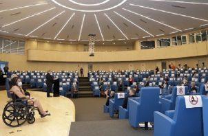 La próxima semana comienza el debate en la comisiones temáticas del diálogo, que fue convocado el 18 de enero, en el Parlatino. Archivo