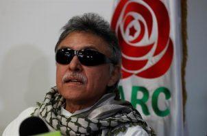 """Disidente de la extinta guerrilla de las FARC Seuxis Paucias Hernández Solarte, alias """"Jesús Santrich"""". EFE"""