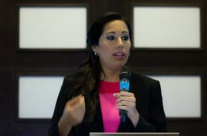 Ana Elisa Villalaz. Foto: Cortesía