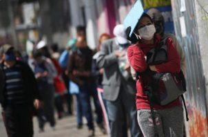 La pandemia provocó que se perdieran muchos empleos.