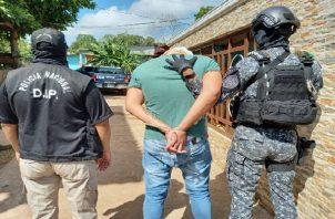Entre los detenidos hay personas implicadas en casos de robo y narcotráfico. Foto: Cortesía Procuraduría General de la Nación