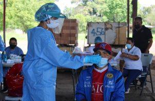 En Panamá se han detectado casos con algunas de las variantes de preocupación. Foto: Cortesía Minsa