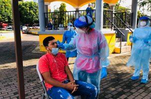 La provincia de Chiriquí registra un 15% de infestación de casos positivos de la covid-19. Foto: José Vásquez